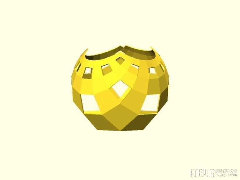 立体投影球 3D模型  图10