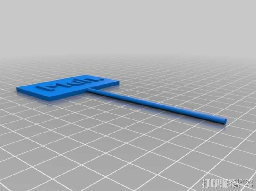 暴躁的猫 模型 3D模型  图8