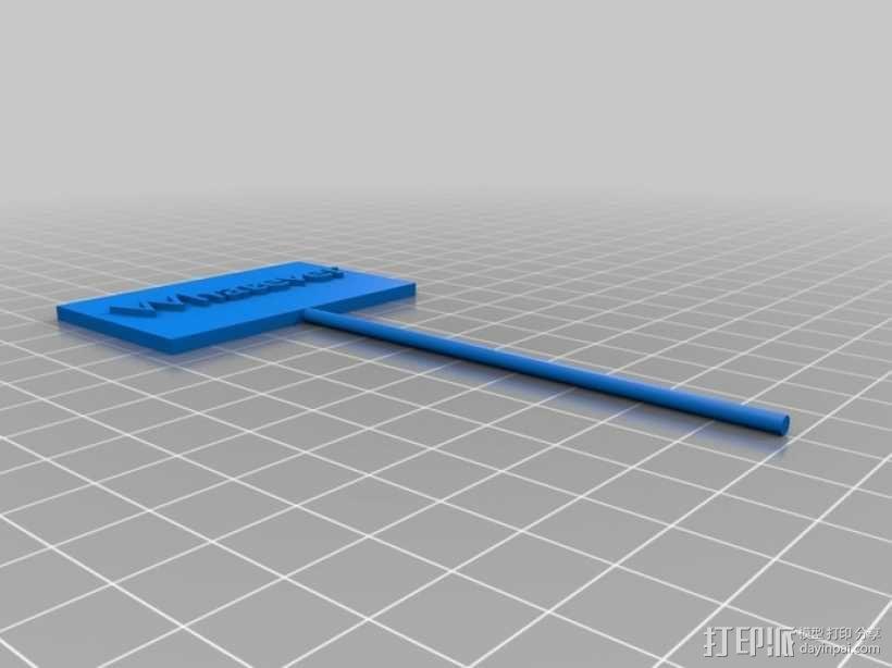 暴躁的猫 模型 3D模型  图11