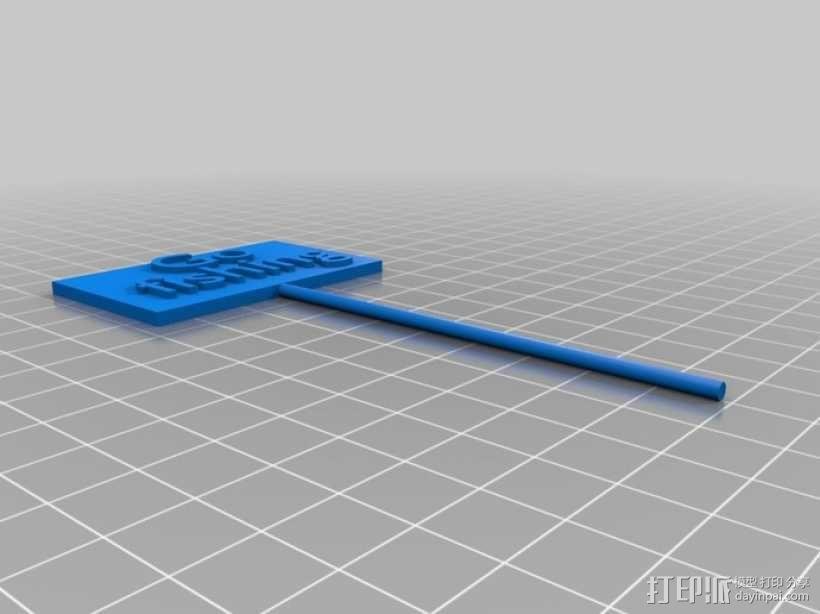 暴躁的猫 模型 3D模型  图14