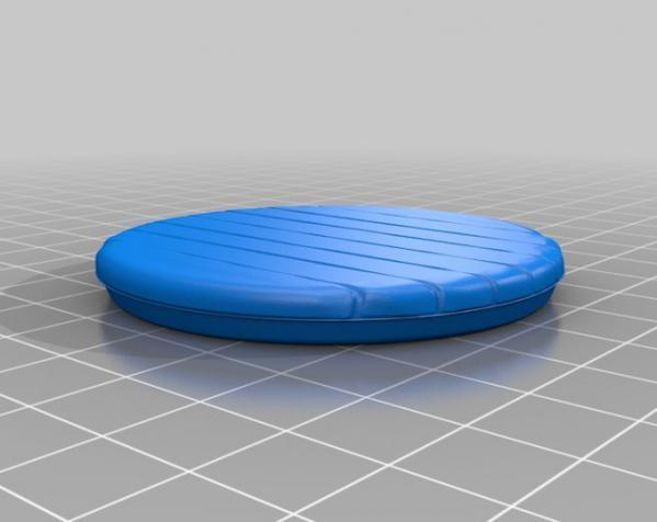 口袋妖怪:Gulpy 3D模型  图7