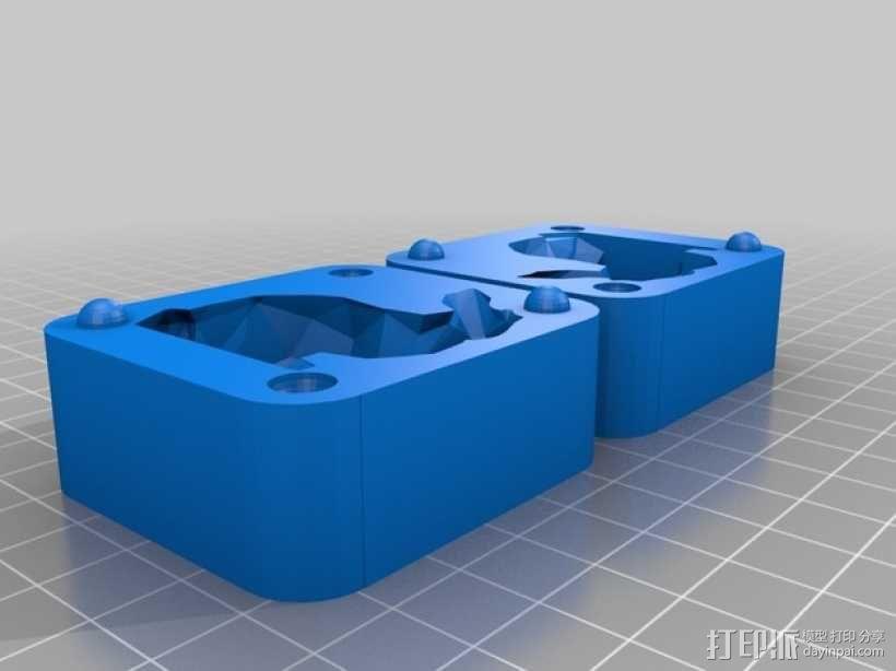 斯坦福兔子模型 3D模型  图2