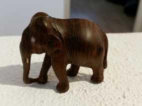 大象模型 3D模型