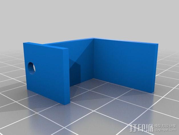 白板绘图机 3D模型  图4