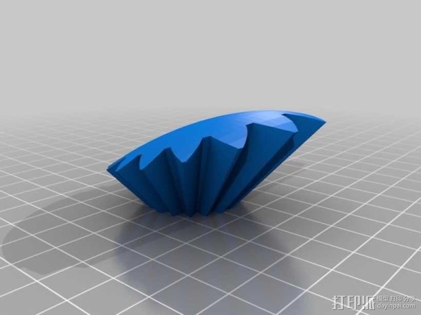 齿轮心 3D模型  图8