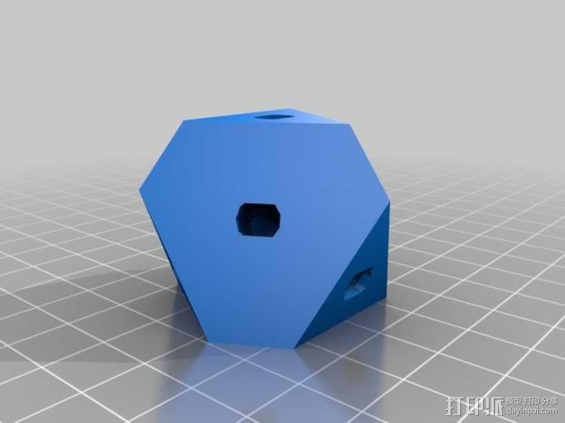 齿轮心 3D模型  图13
