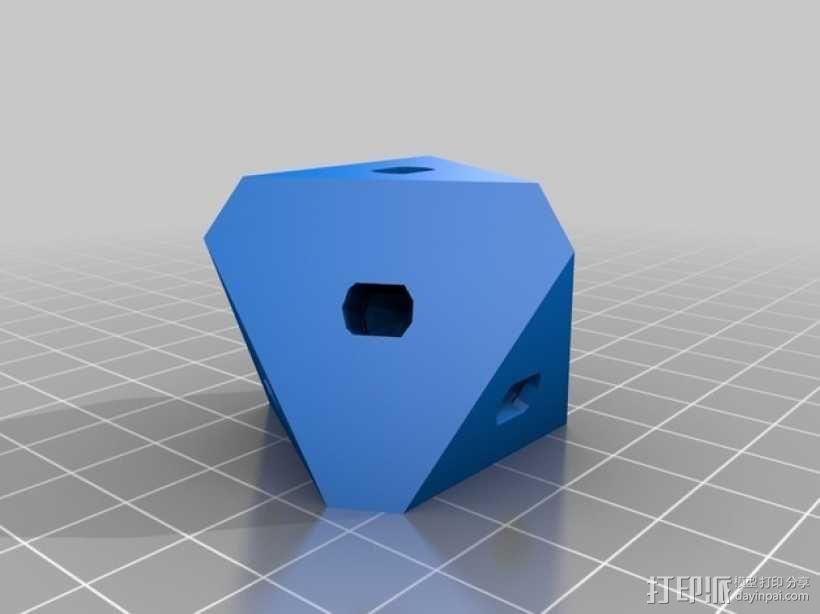 齿轮心 3D模型  图21