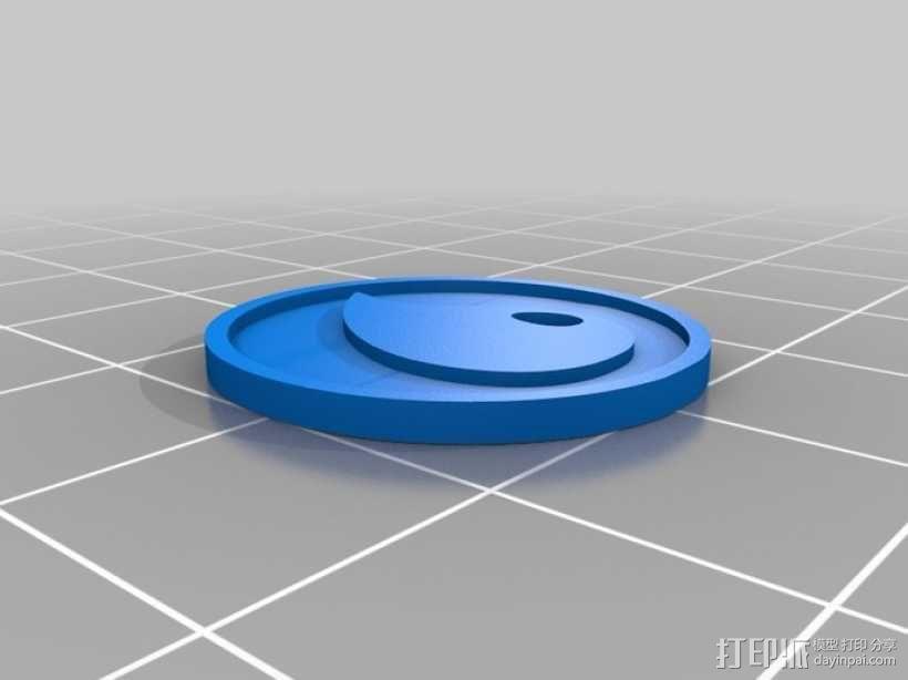 印章 3D模型  图3