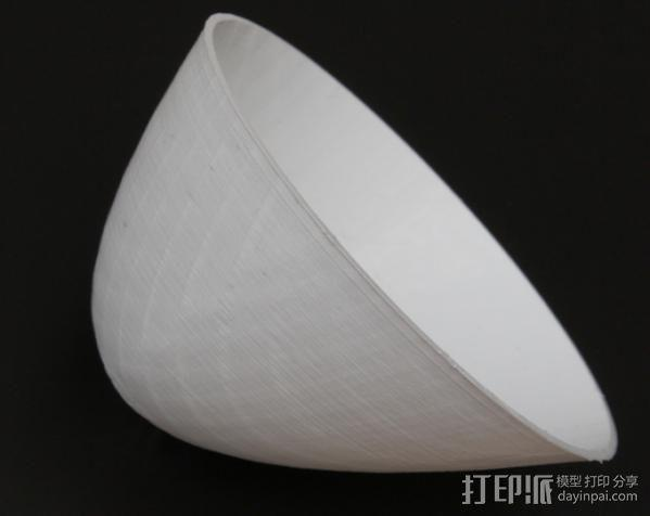 抛物面反射器 3D模型  图2