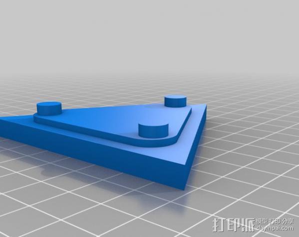 LED餐桌摆饰 3D模型  图9