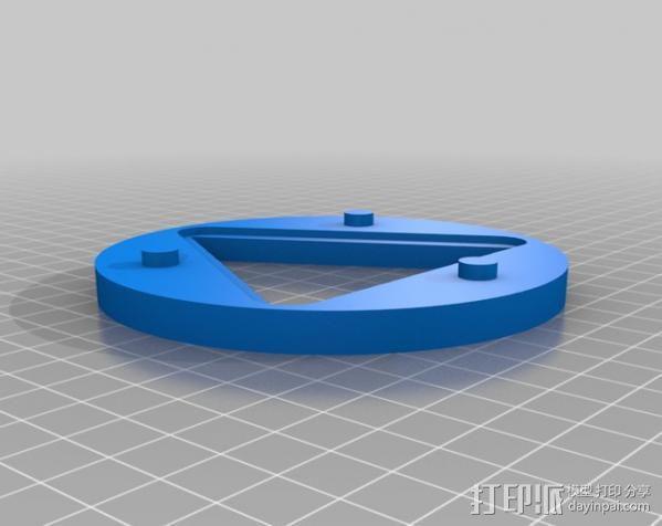 LED餐桌摆饰 3D模型  图10