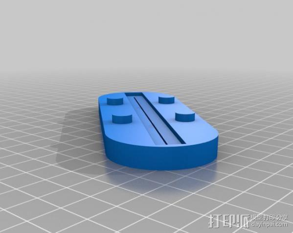 LED餐桌摆饰 3D模型  图12