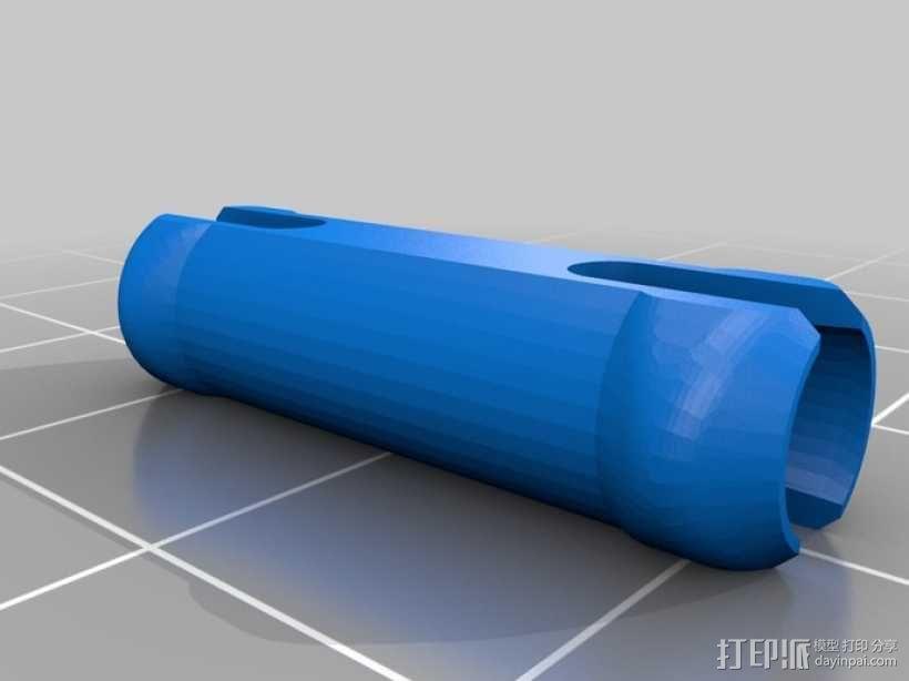 齿轮正方体 3D模型  图4