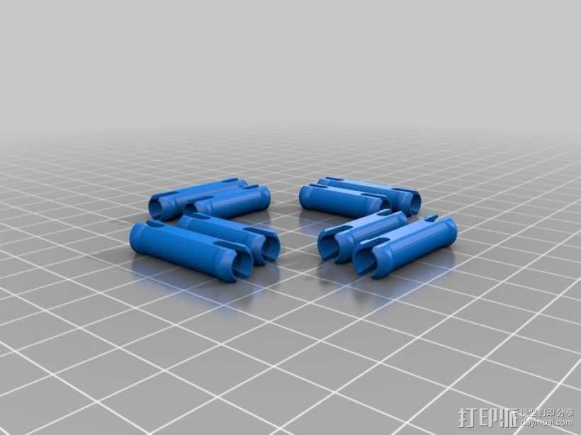 齿轮正方体 3D模型  图7