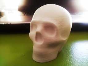 头骨 模型 3D模型