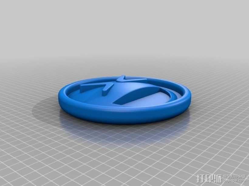 表情符  3D模型  图1