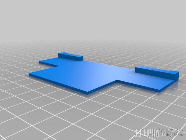 波克罗夫斯基大教堂 模型 3D模型  图4