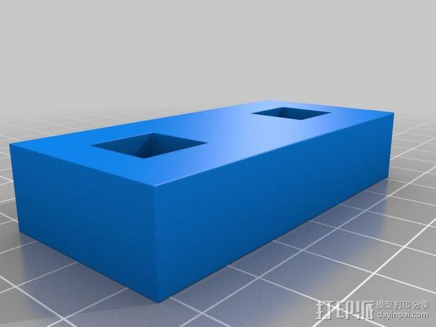 积木  3D模型  图2