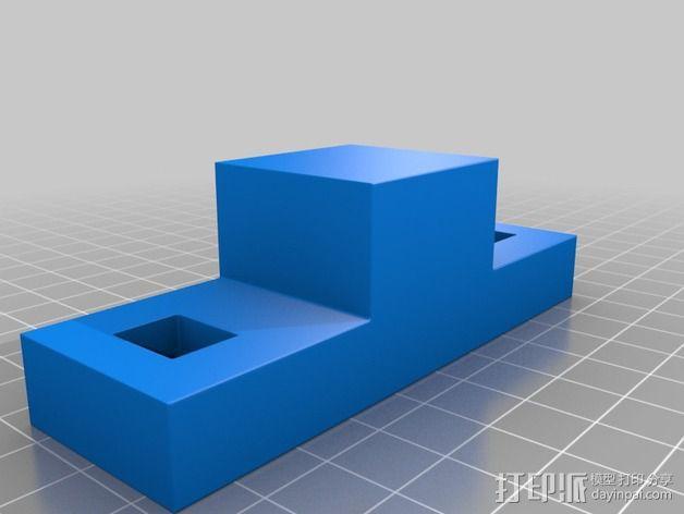 积木  3D模型  图4