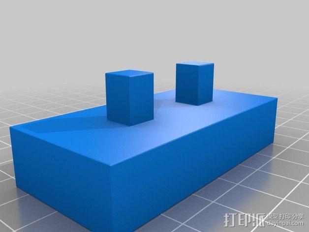 积木  3D模型  图5