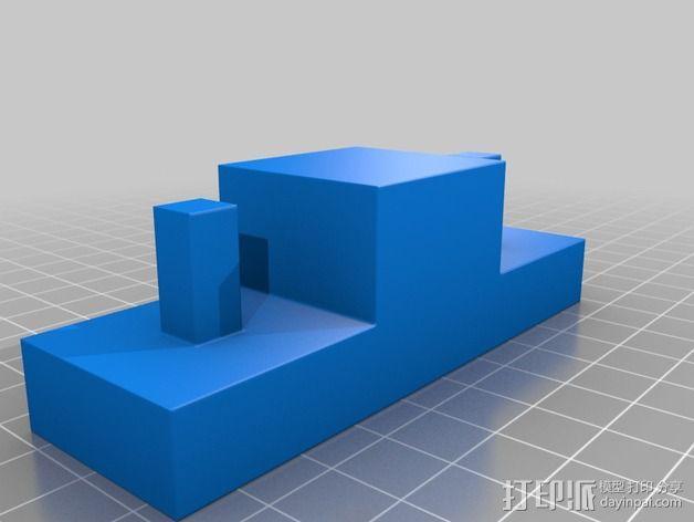 积木  3D模型  图7