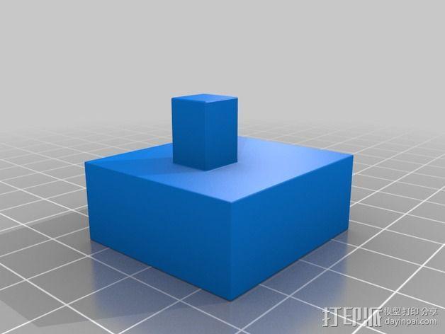 积木  3D模型  图9