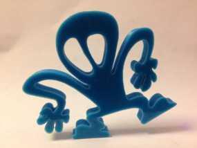 塑料狂人 模型 3D模型