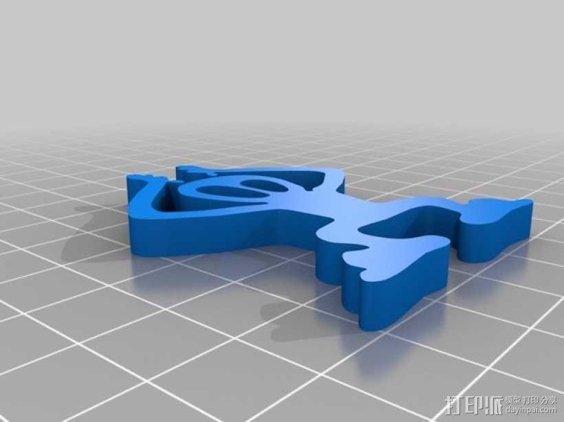 塑料狂人 模型 3D模型  图6