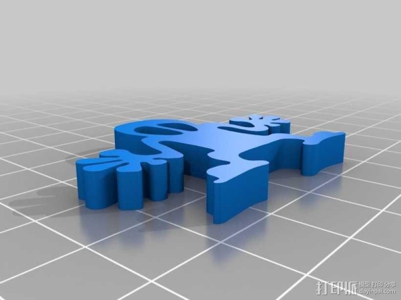 塑料狂人 模型 3D模型  图4