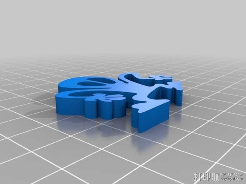 塑料狂人 模型 3D模型  图5