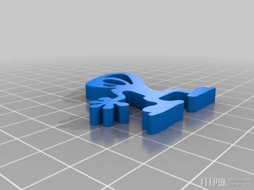 塑料狂人 模型 3D模型  图8