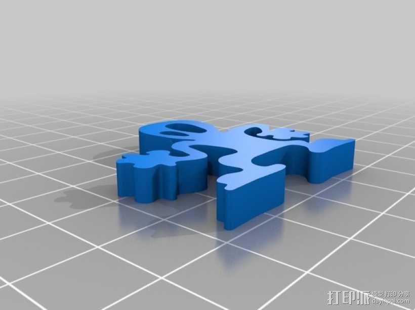 塑料狂人 模型 3D模型  图7