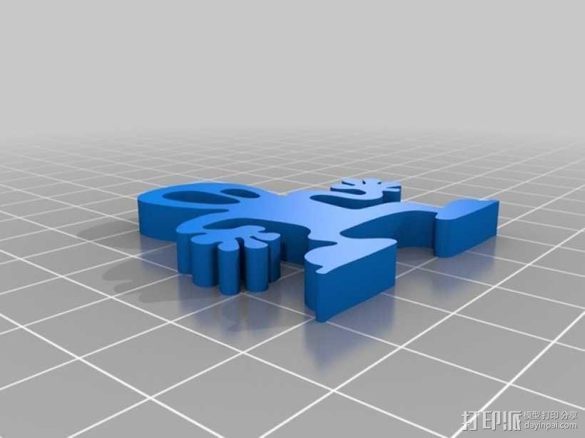 塑料狂人 模型 3D模型  图10