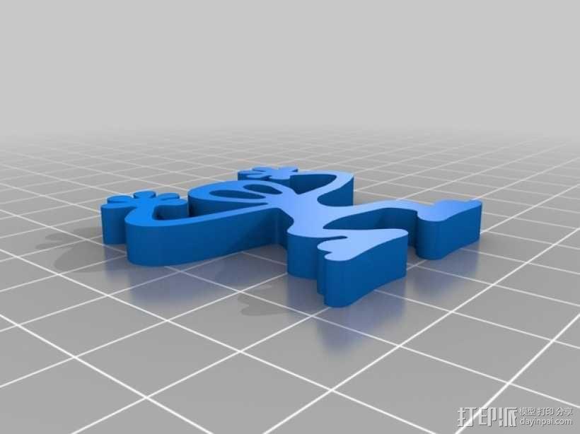 塑料狂人 模型 3D模型  图9