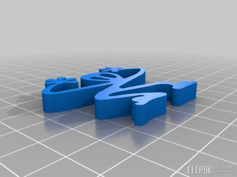 塑料狂人 模型 3D模型  图12