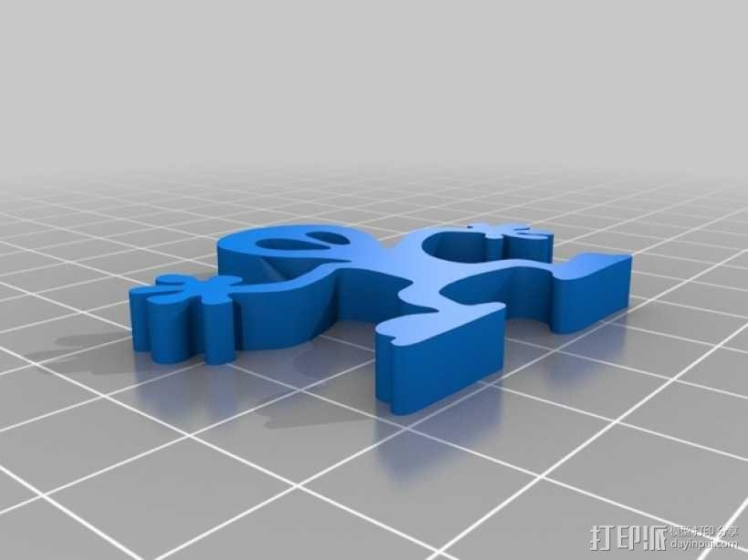 塑料狂人 模型 3D模型  图11