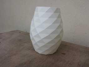 凹凸面花瓶 3D模型