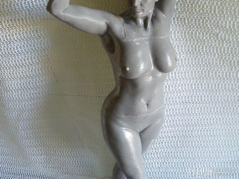 人体艺术 模型 3D模型  图2