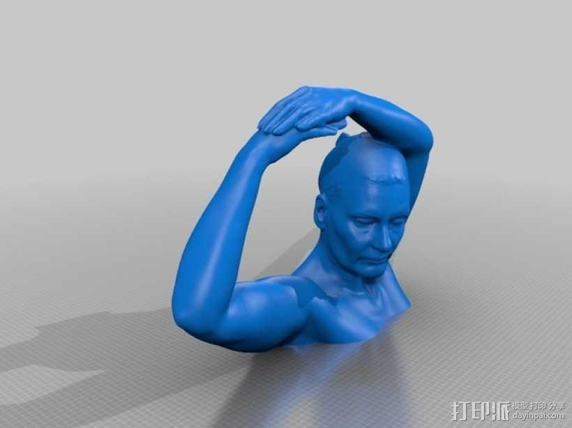 人体艺术 模型 3D模型  图4