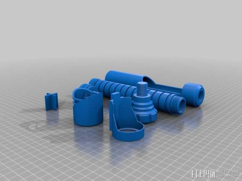 激光剑 模型 3D模型  图2