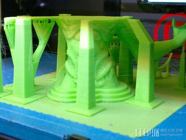 邪恶的人 V2 3D模型  图2