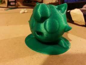 胖丁 3D模型
