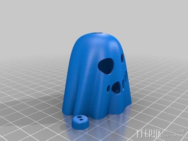 小鬼 3D模型  图2