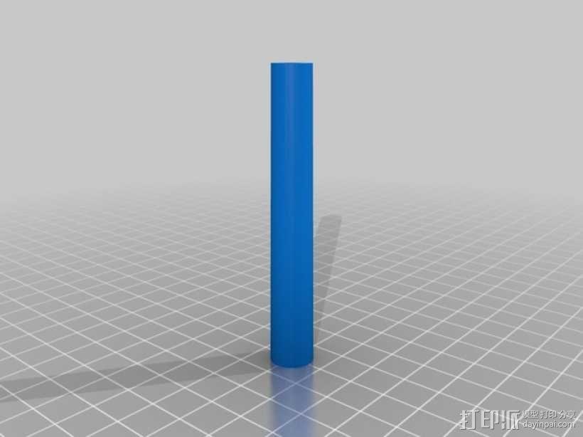 哈利波特式魔杖 3D模型  图11