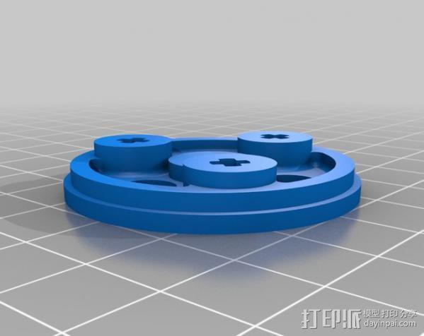 LEGO乐高仿生兽 3D模型  图5