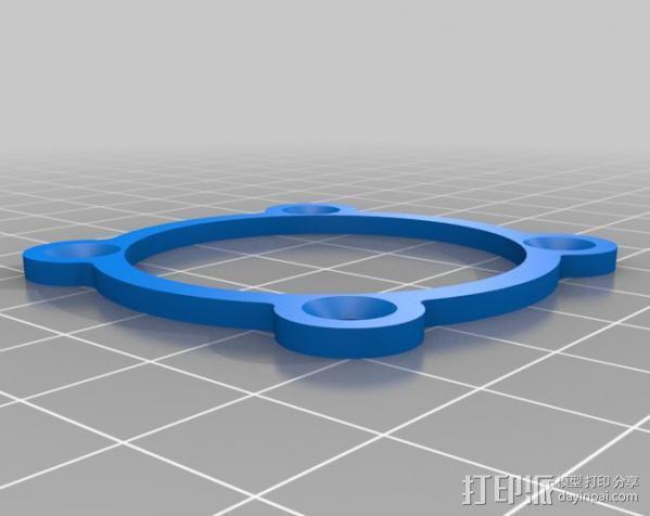LEGO乐高仿生兽 3D模型  图4