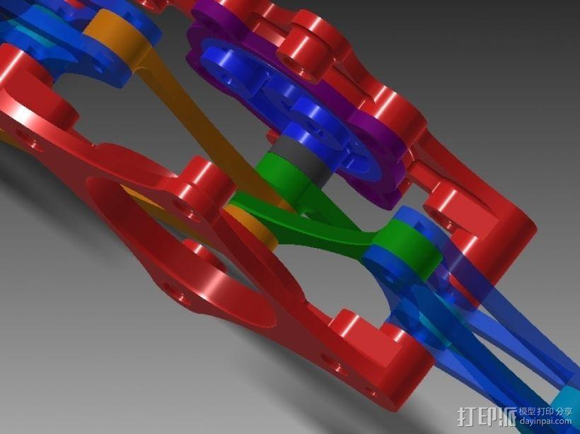 LEGO乐高仿生兽 3D模型  图15