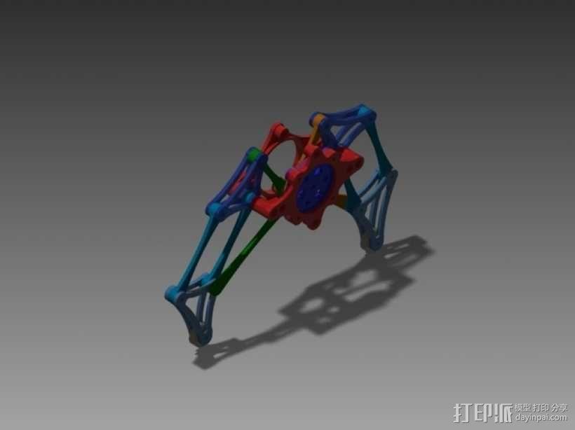 LEGO乐高仿生兽 3D模型  图14