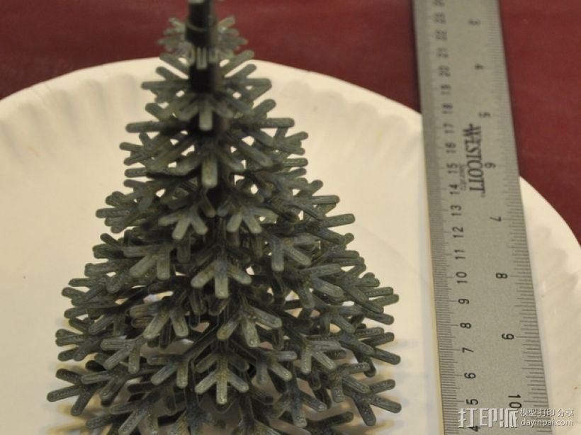 圣诞树 3D模型  图6