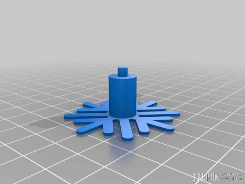 圣诞树 3D模型  图8